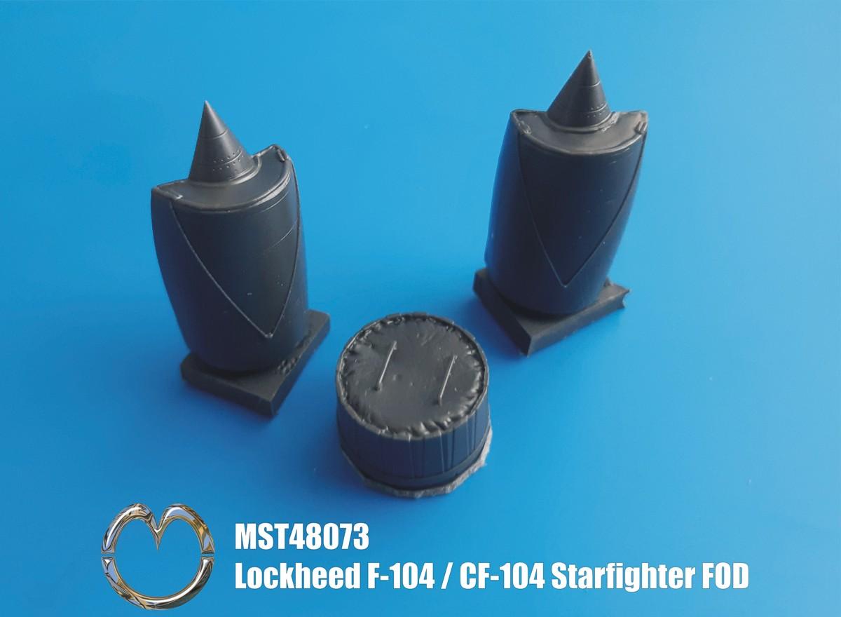 MST48073 Lockheed F-104 / CF-104 Starfighter FOD