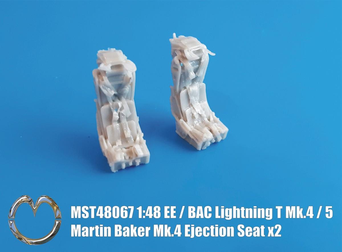 MST48067 English Electric / BAC Lightning Martin Baker Mk.4 Ejection Seat x 2
