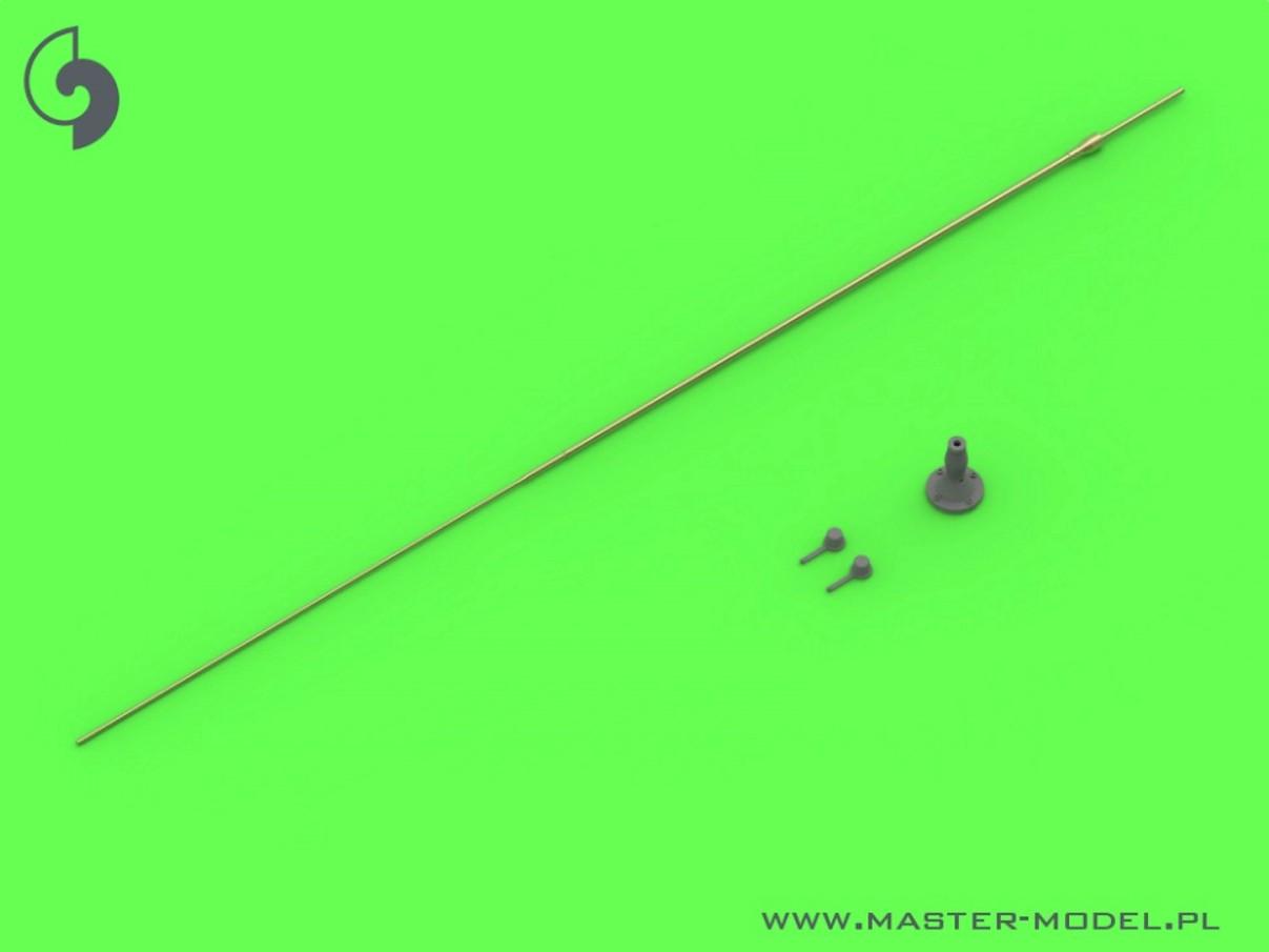 MASTER 1:35 GM35013 KTO Rosomak Comrod VHF3088VM Antenna