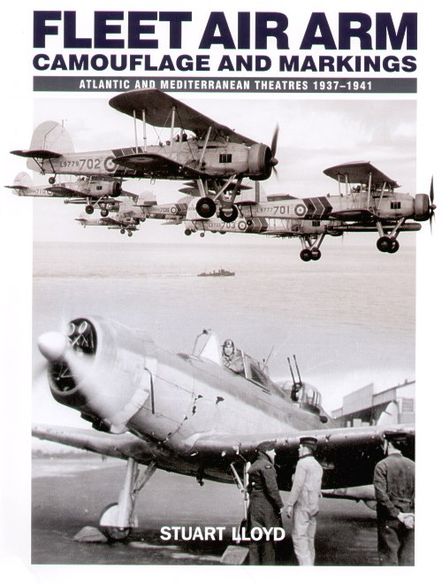 Fleet Air Arm camouflage schemes and markings