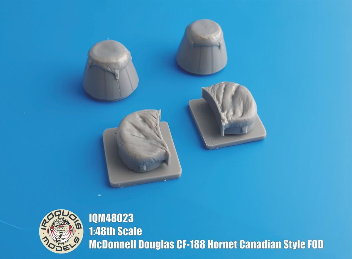 IQM48023 McDonnell Douglas CF-188 Hornet Canadian Style FOD