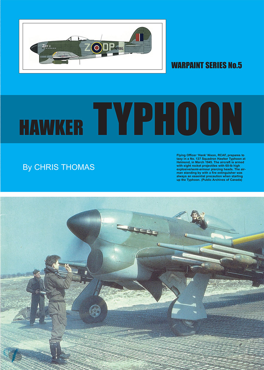 Warpaint Series 5 Hawker Typhoon