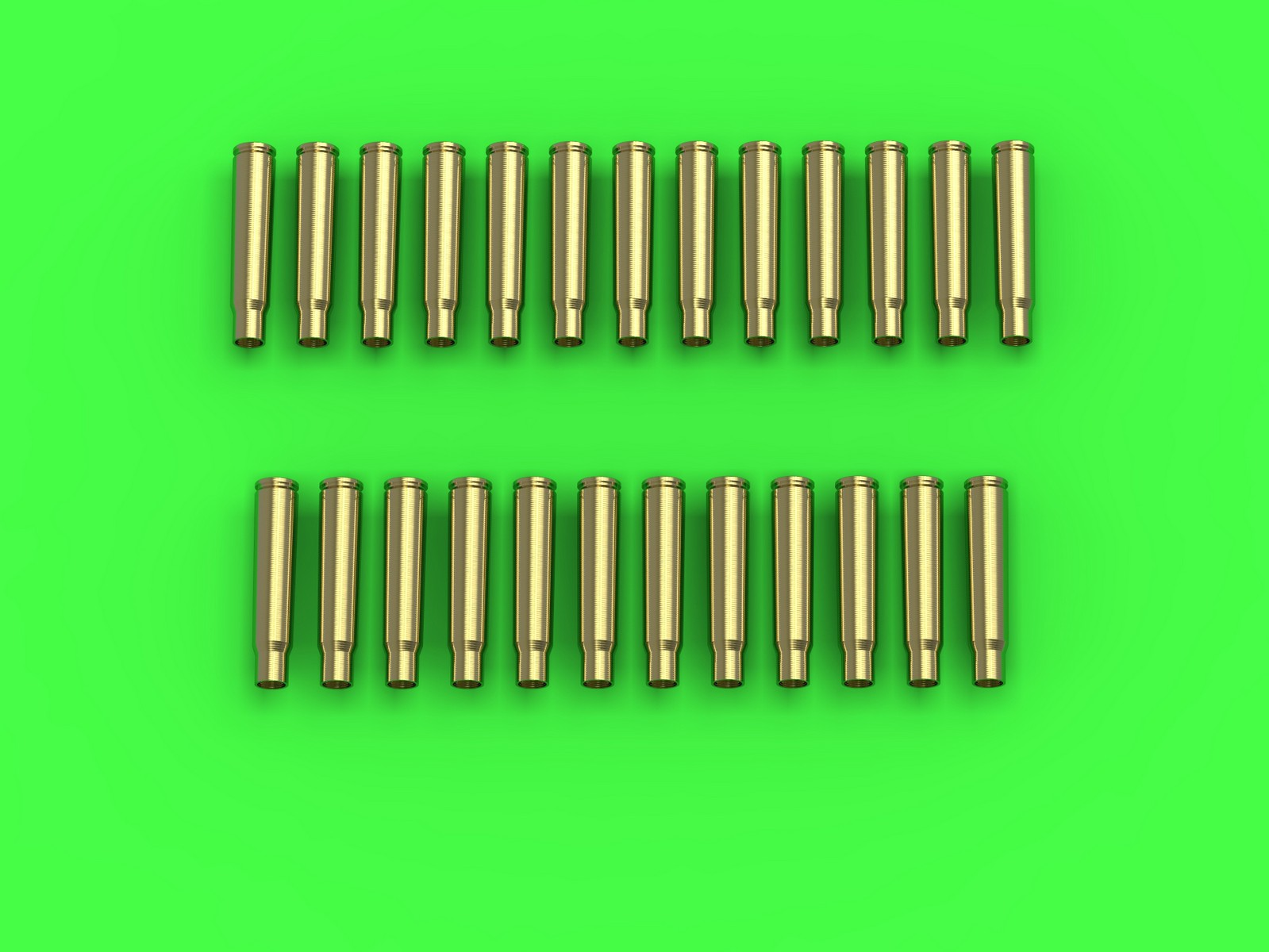 MASTER 1:35 GM35025 MG-34/MG-42 (7.92mm) - empty shells (25pcs)