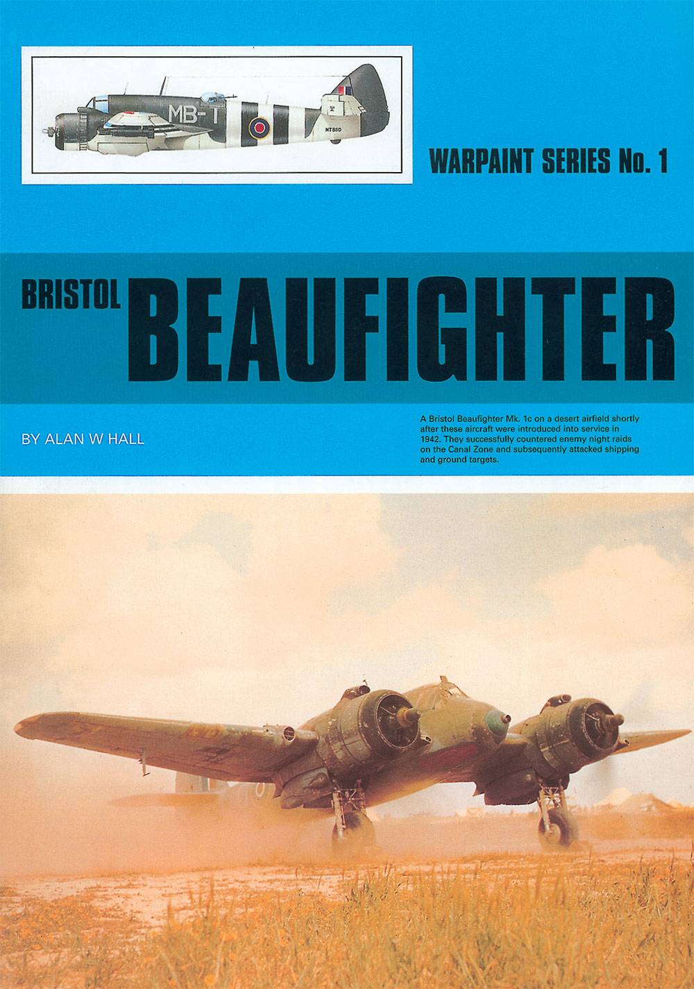 Warpaint Series 1 Bristol Beaufighter