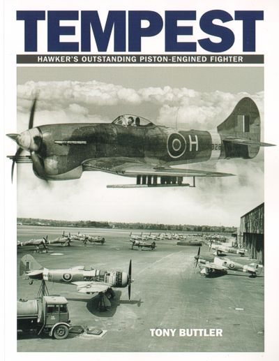 Tempest Hawker's Outstanding Piston-Engined Fighter [Hawker Tempest Mk.IB Mk.II Mk.V]