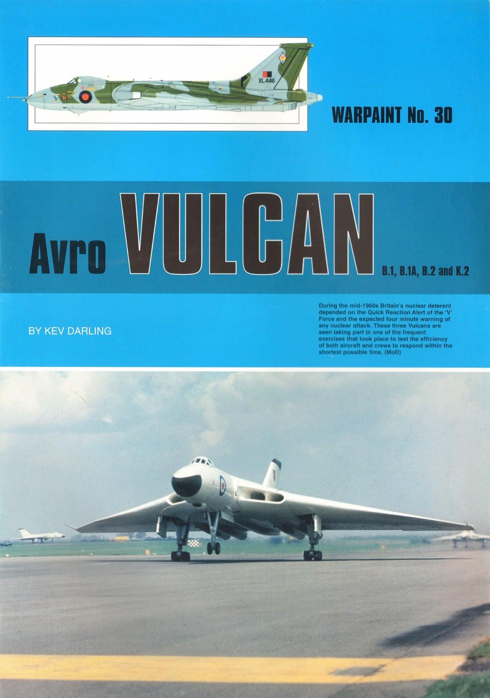 Warpaint Series 30 Avro Vulcan