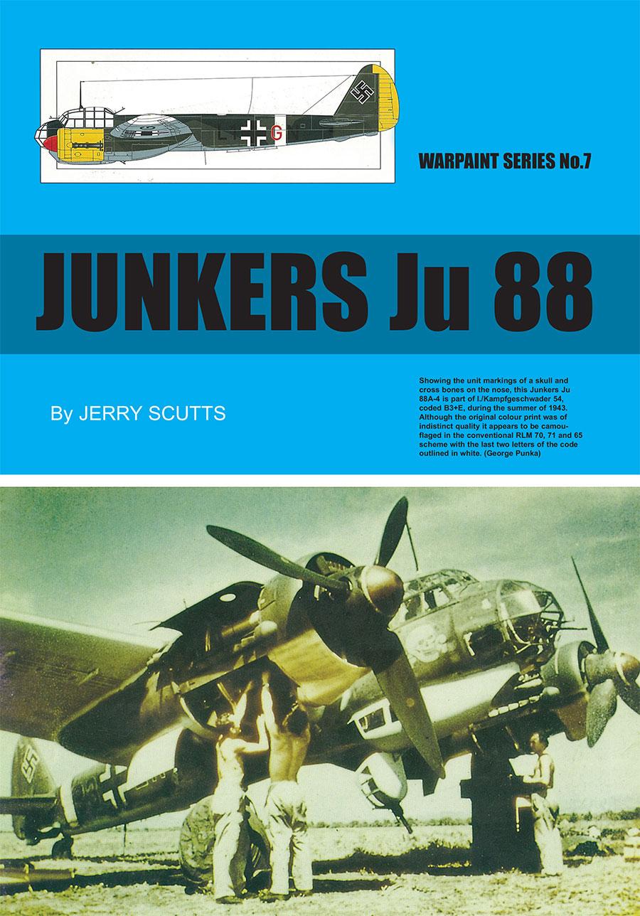 Warpaint Series 7 Junkers Ju-88