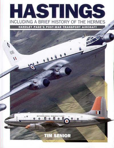 Handley-Page Hastings including a brief history of the Hermes