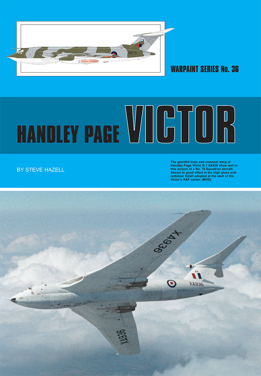 Warpaint Series 36 Handley-Page Victor