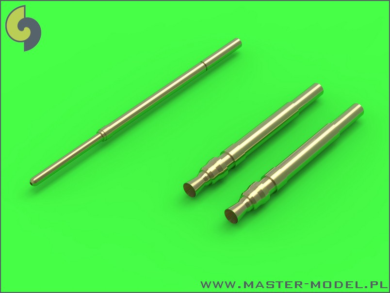32061 Messerschmitt Bf-109F / G-1 / G-2 / G-4 armament set & Pitot Tube