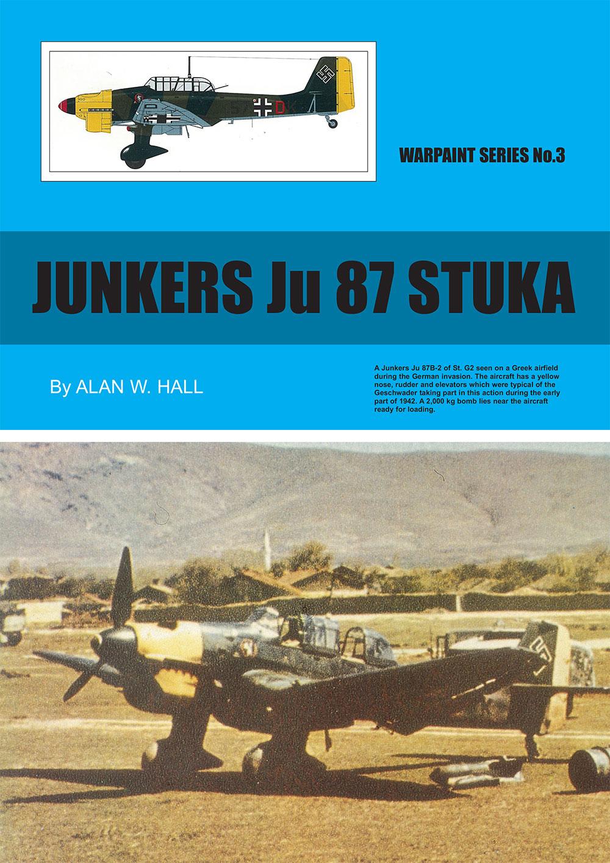 Warpaint Series 3 Junkers Ju-87 'Stuka'