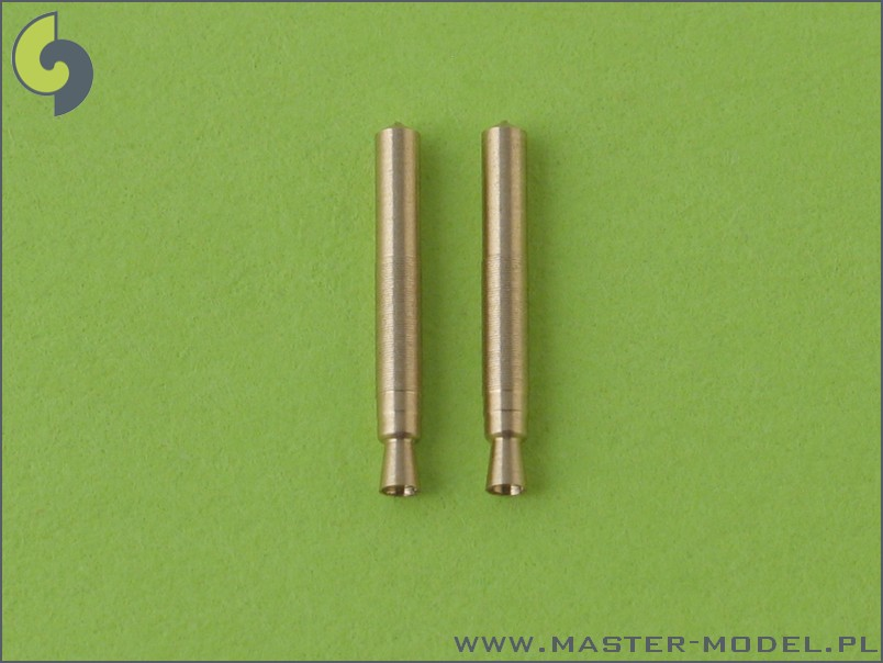 48013 German aircraft machine gun MG.FF (20mm) barrels (2pcs)