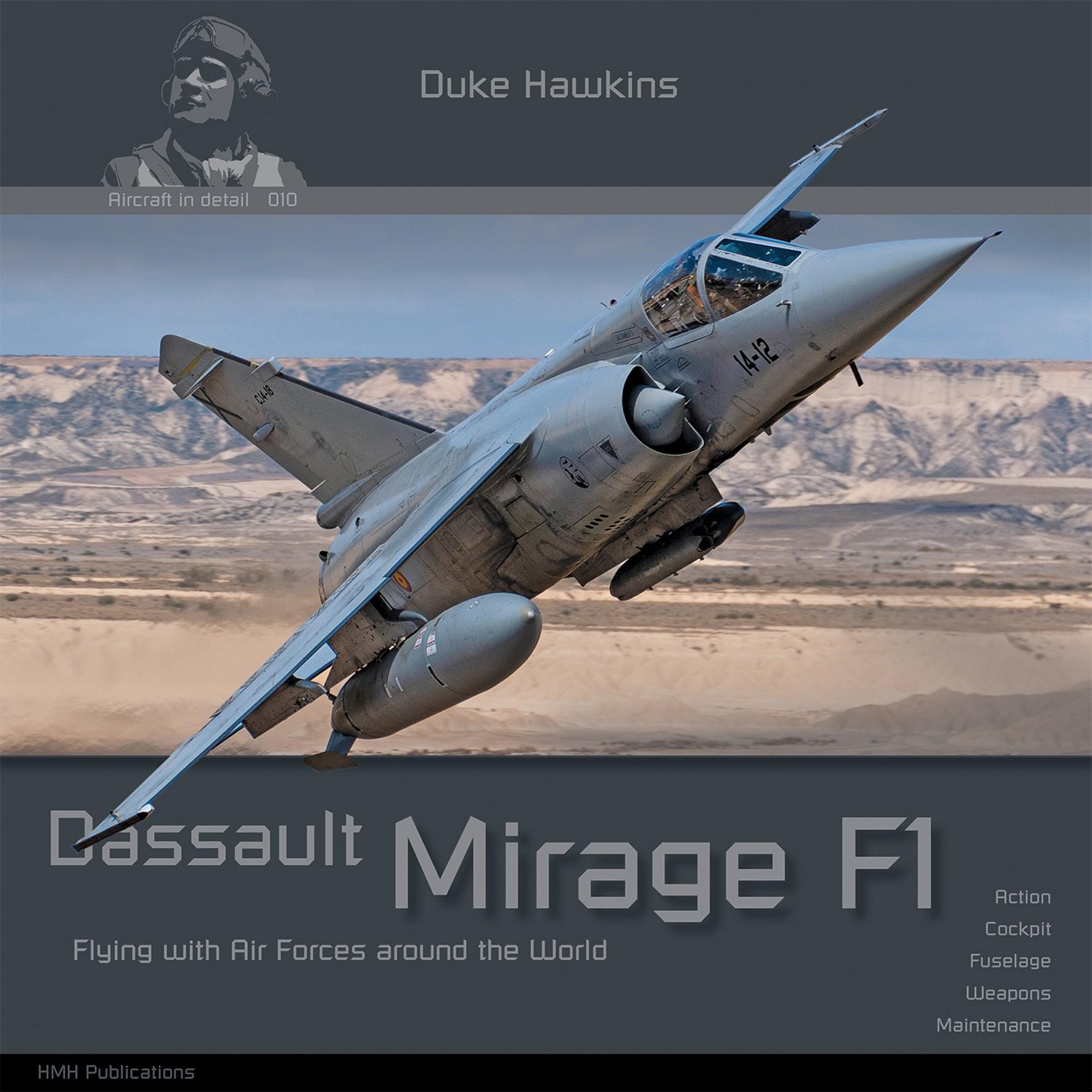 Duke Hawkins10: Dassault Mirage F.1