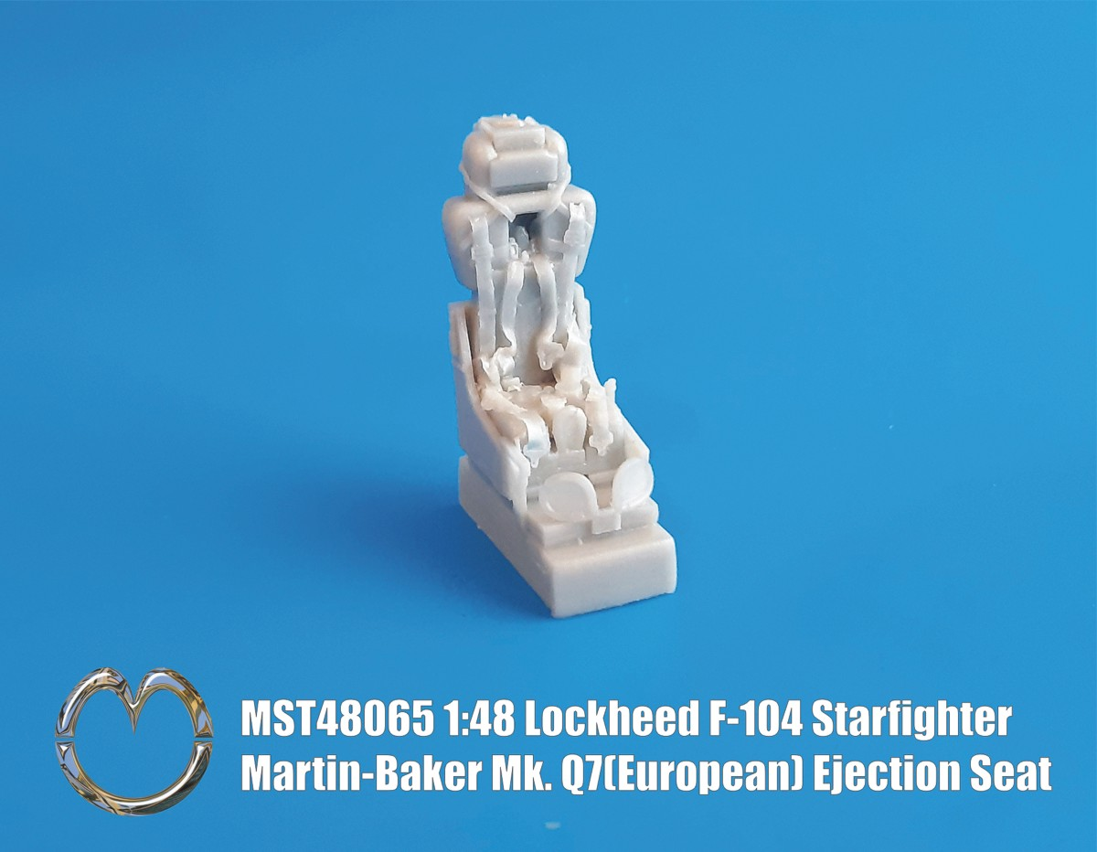 MST48065 Lockheed F-104 Starfighter Martin-Baker Mk. Q7(A) Ejection Seat