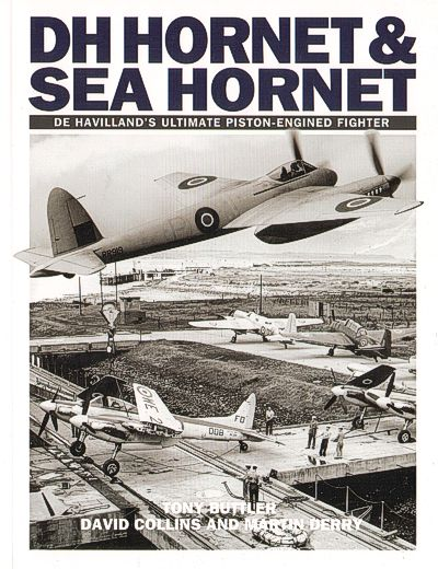 de Havilland Hornet and Sea Hornet. de Havilland's Ultimate Piston-Engined Fighter