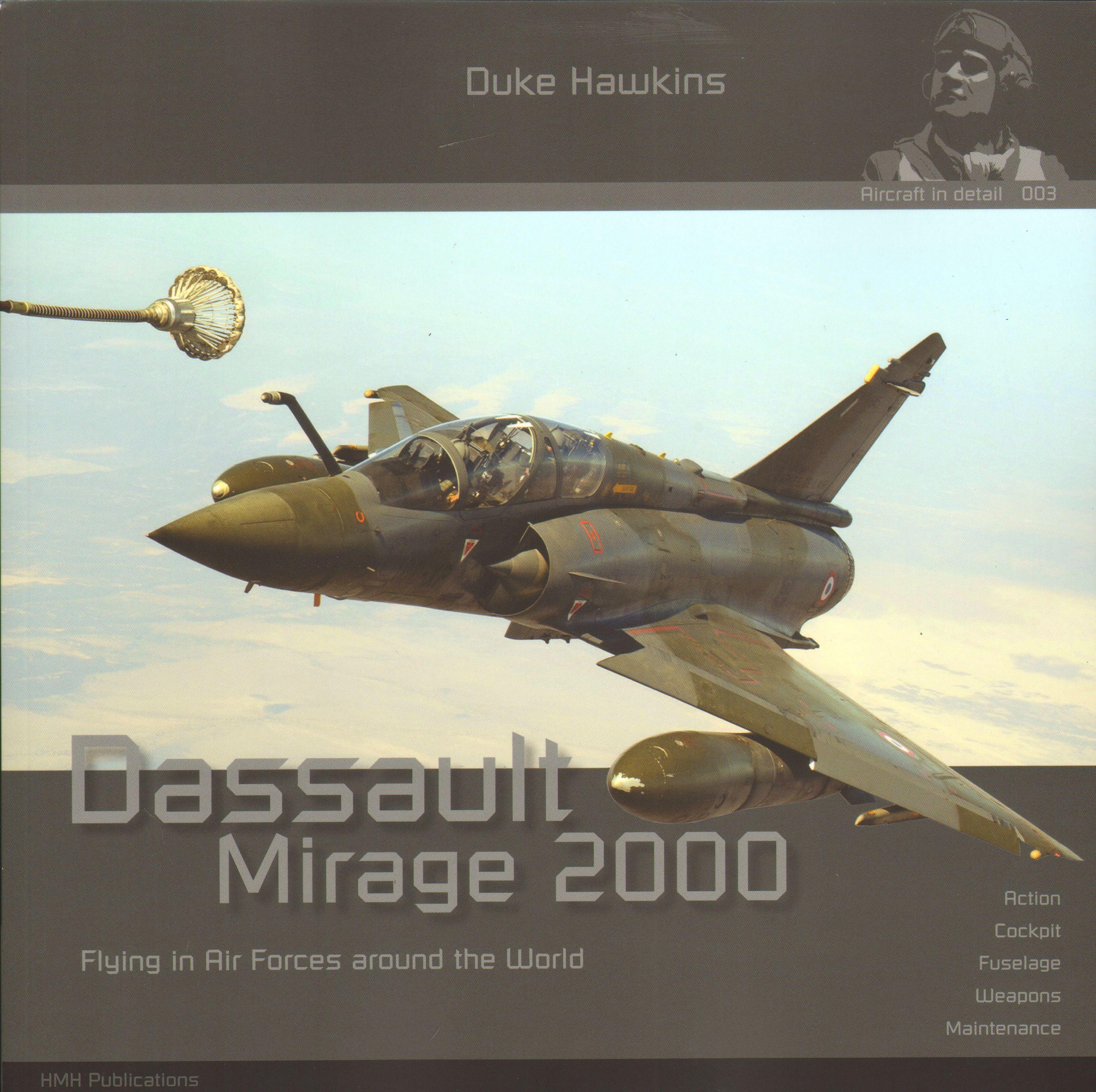 Duke Hawkins: Dassault Mirage 2000