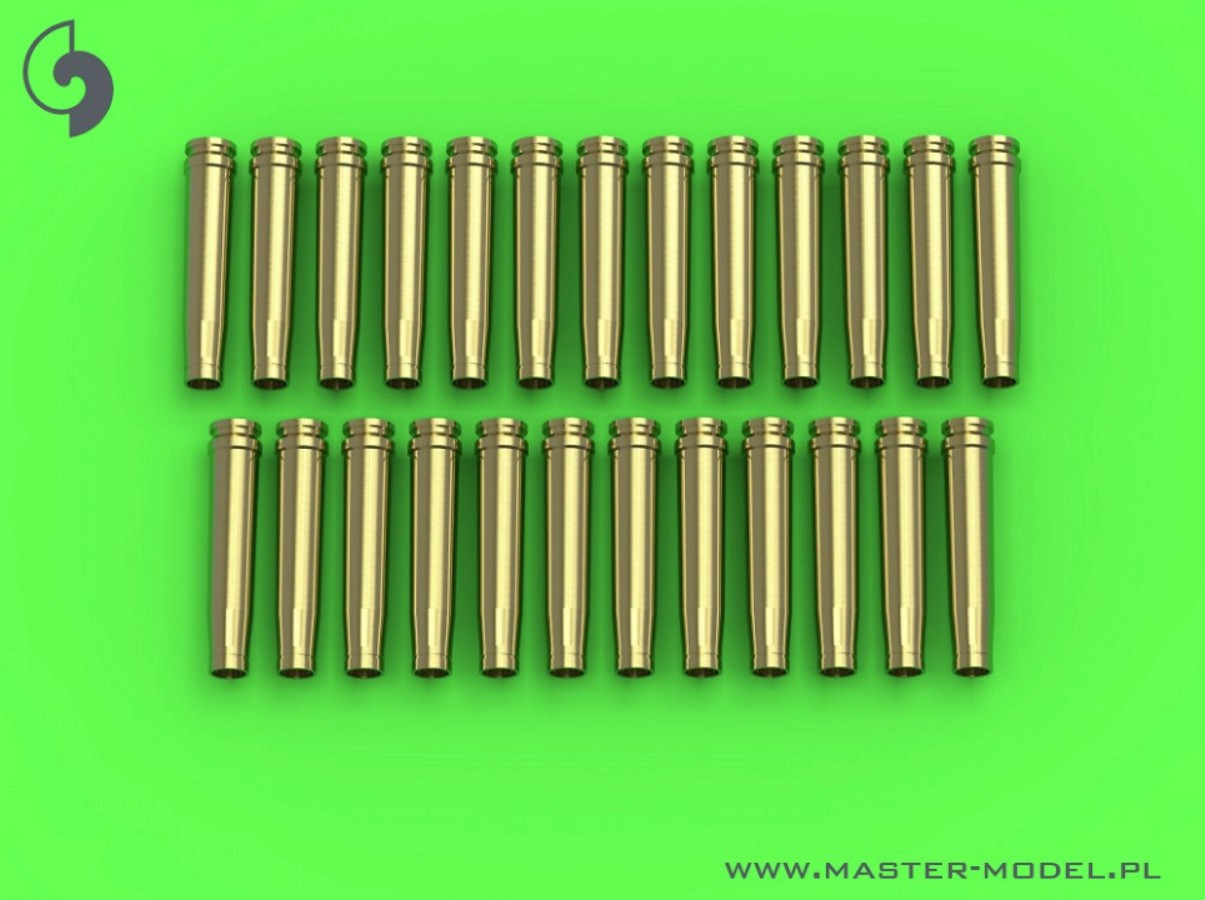 MASTER 1:35 GM35018 German 2cm ammunition (cal. 20x138B) for Flak 30/38, KwK 30/38