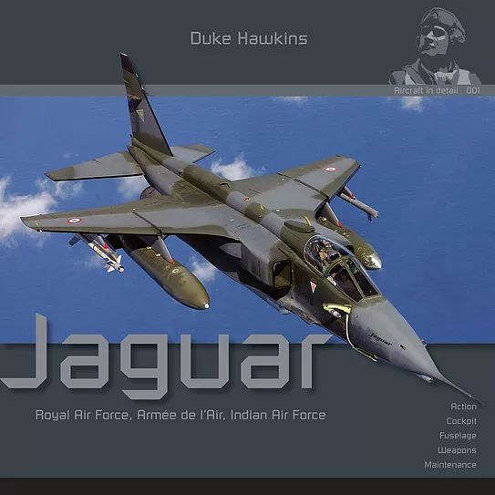 Duke Hawkins: The Sepecat Jaguar.