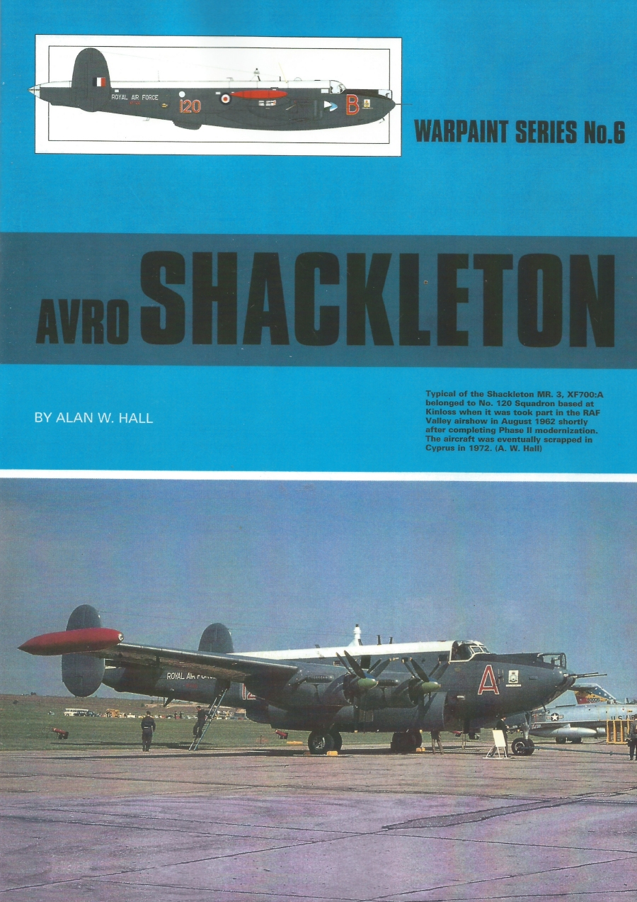 Warpaint Series 6 Avro Shackleton