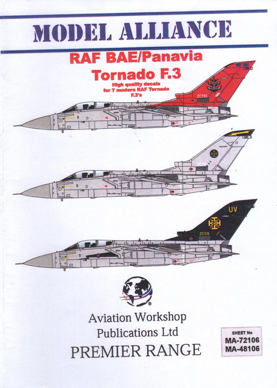 48106 Panavia Tornado F.3