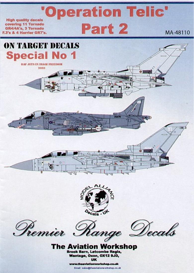 48110 On Target Operation Telic Part 2