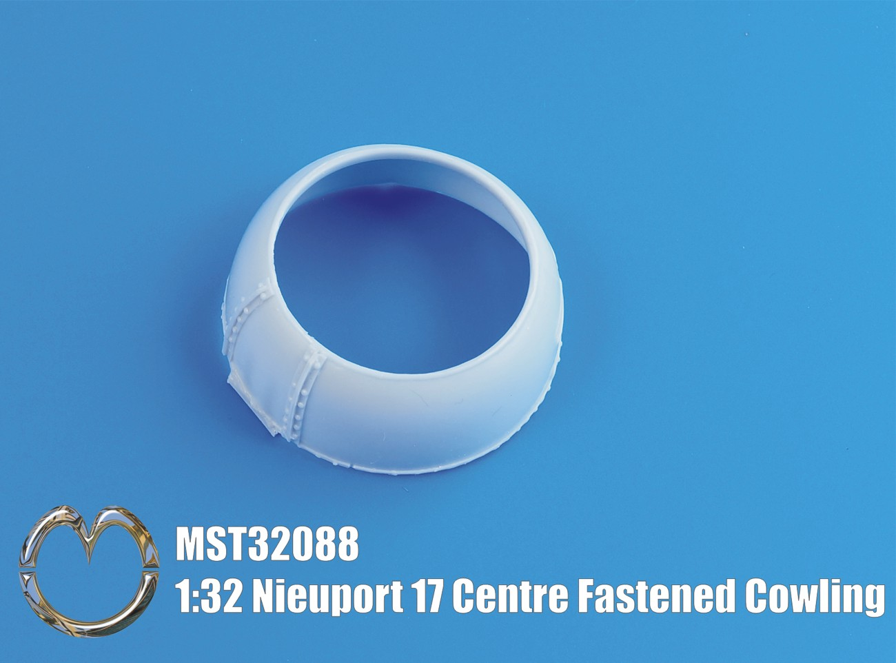 32088 Nieuport 17 Centre Fastened Cowling