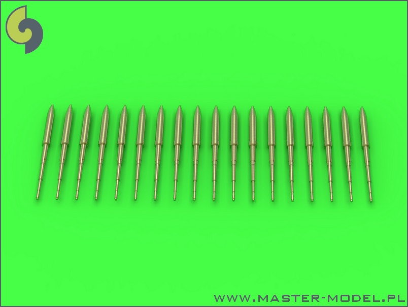 48112 General Dynamics F-16 Fighting Falcon Static dischargers(16pcs+2spare)