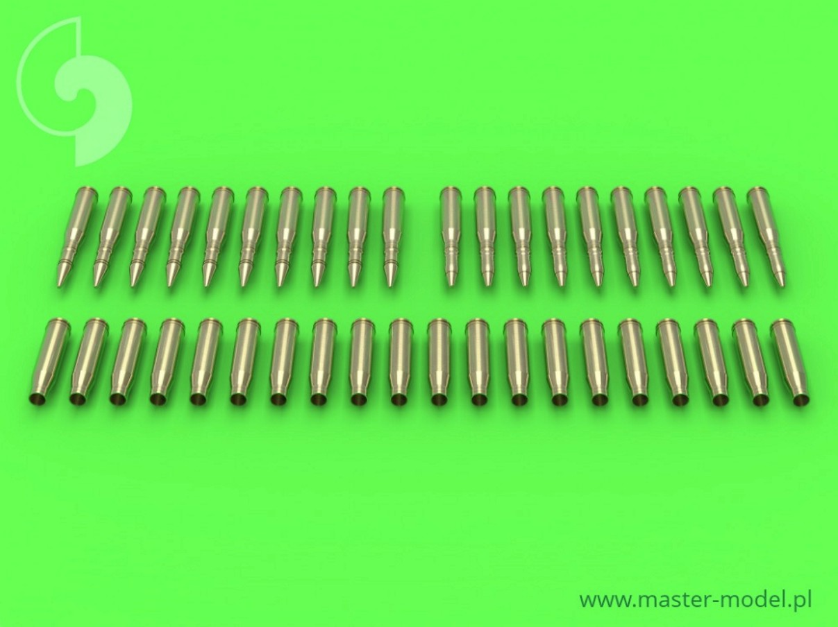 "MASTER 1:35 GM35003 ZU-23-2 ""Sergey"" ammunition - shells (20pcs)"