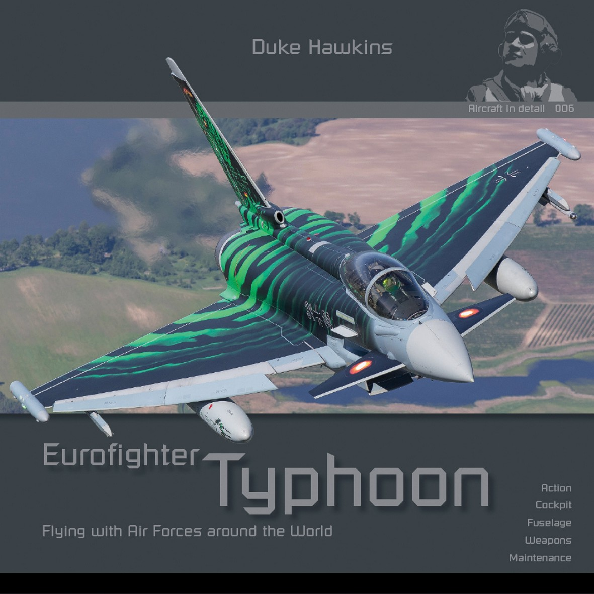 Duke Hawkins: Eurofighter Typhoon
