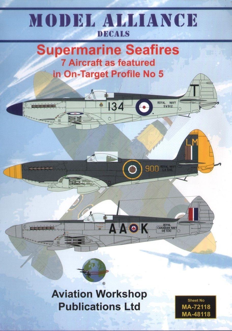48118 On Target Supermarine Seafires (7)