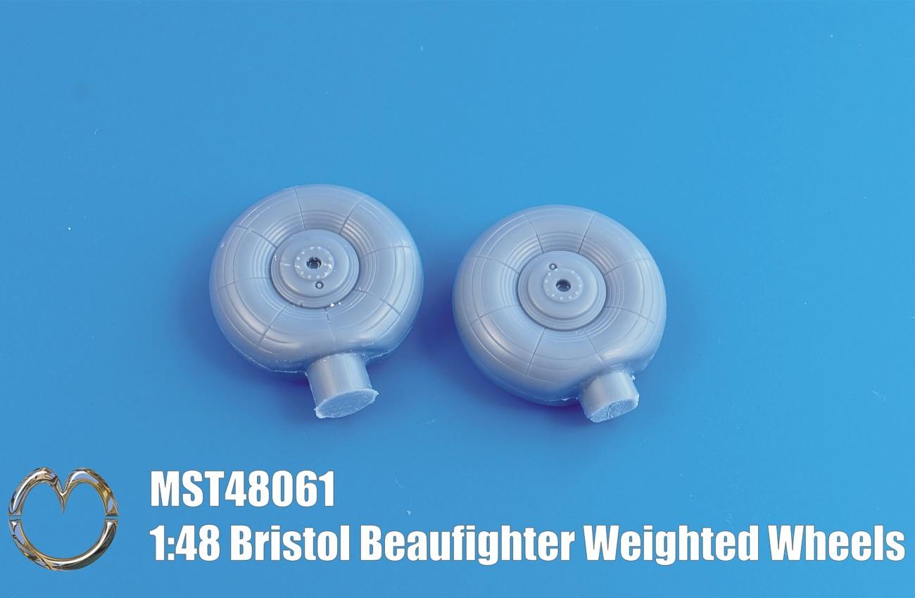 MST48061 Bristol Beaufighter Weighted Wheels