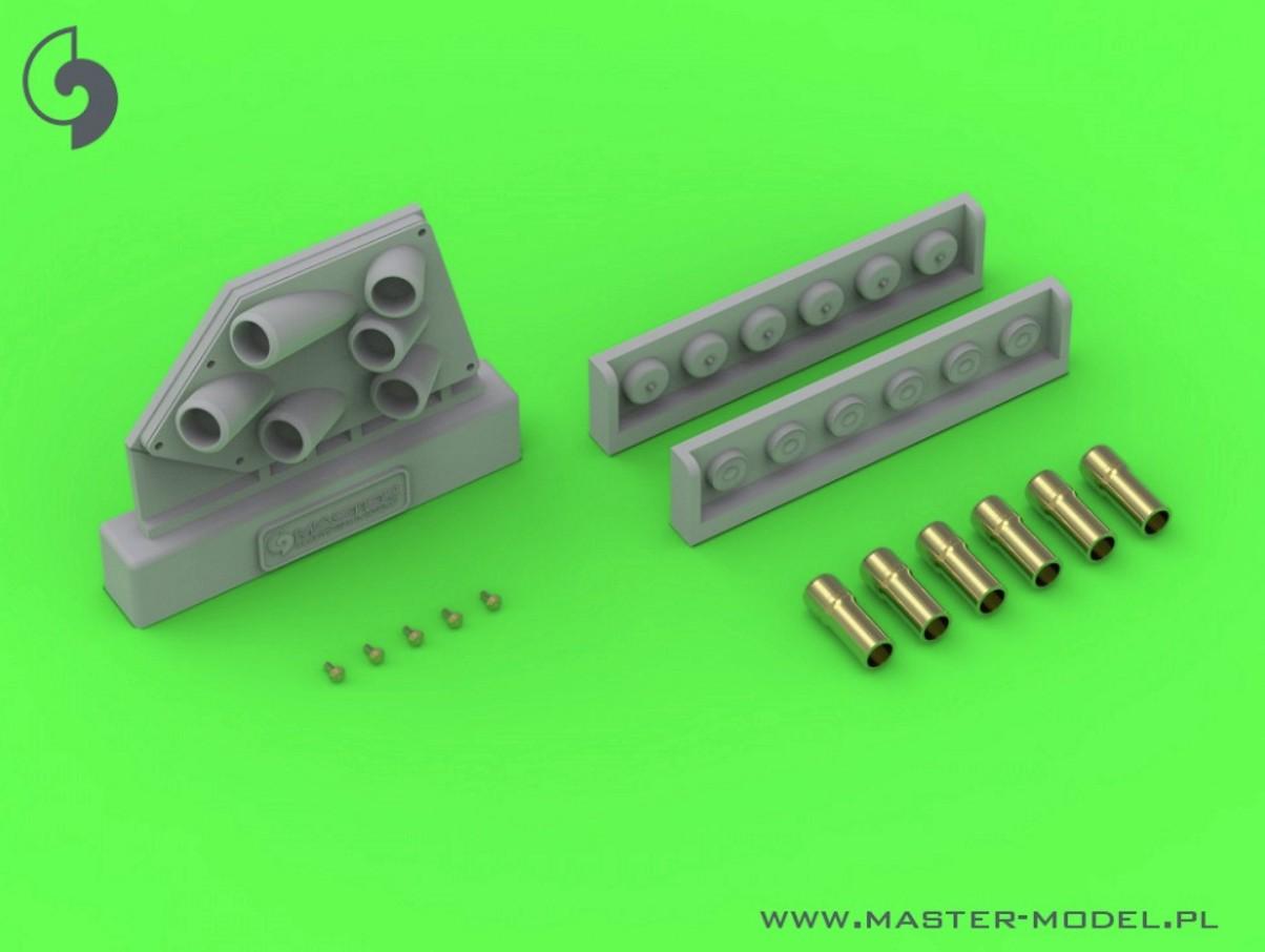 MASTER 1:35 GM35015 KTO Rosomak - smoke grenade launcher