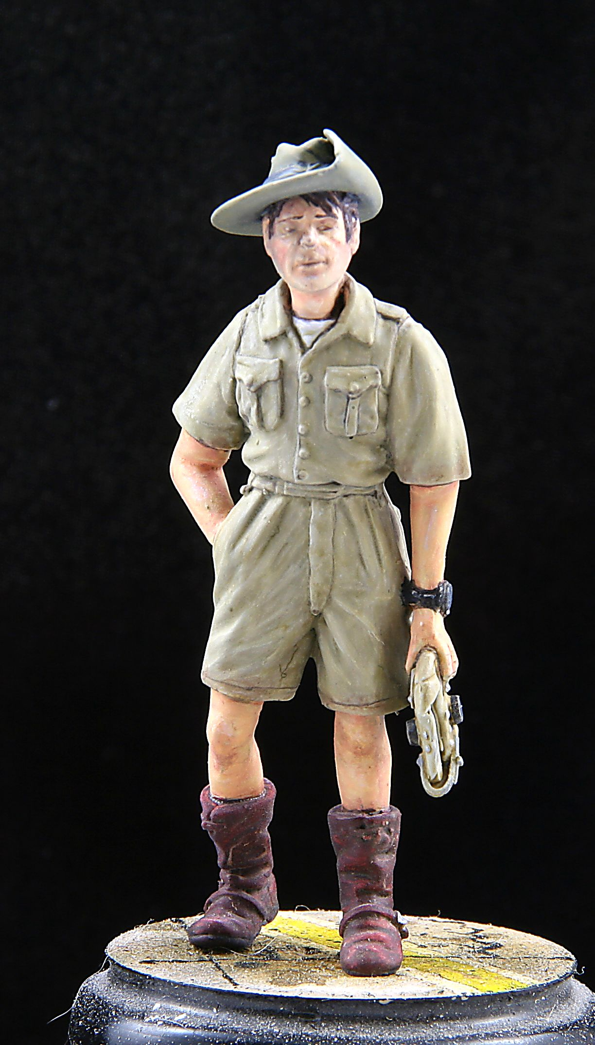 MST32031 RAAF/Commonwealth Pilot Figure in Tropical Gear