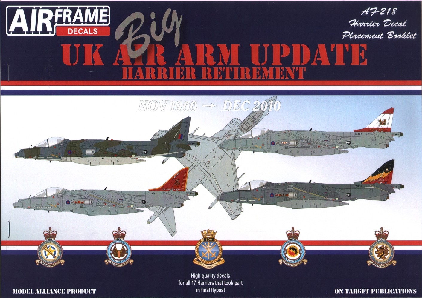 32218 UK Air Arm Update - Harrier Retirement