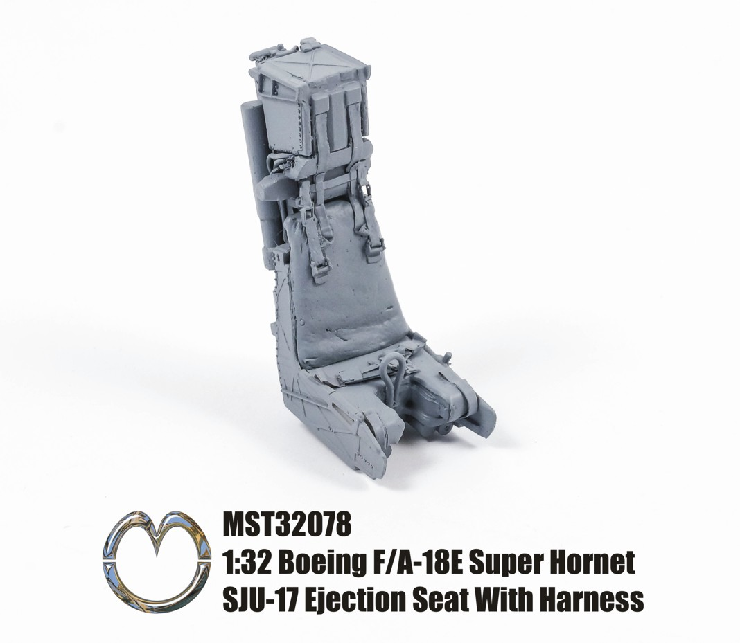 MST32078 Boeing F/A-18E Super Hornet Ejection Seat With Harness