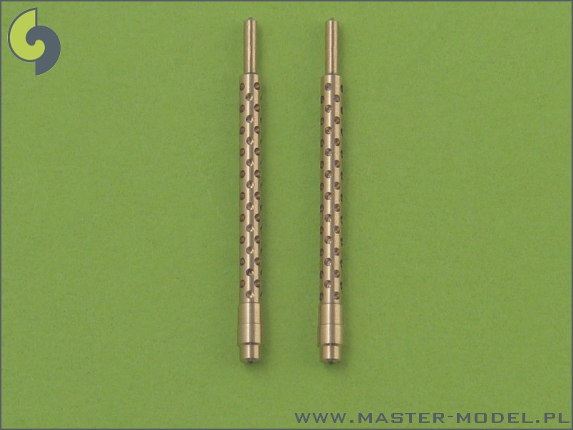 48022 Japanese Type 97 7,7mm machine gun barrels (2pcs)