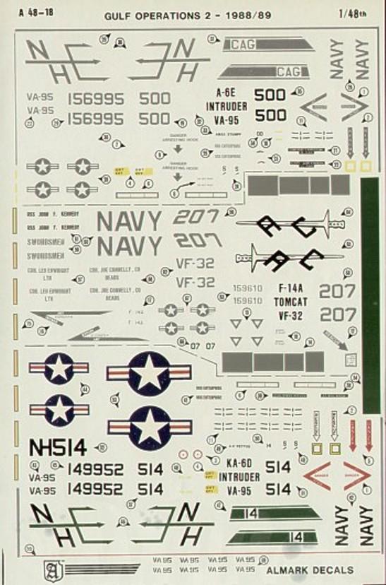 A48-18  Grumman A-6E Intruder