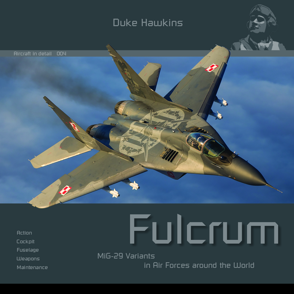 Duke Hawkins: Mikoyan MiG-29 Fulcrum