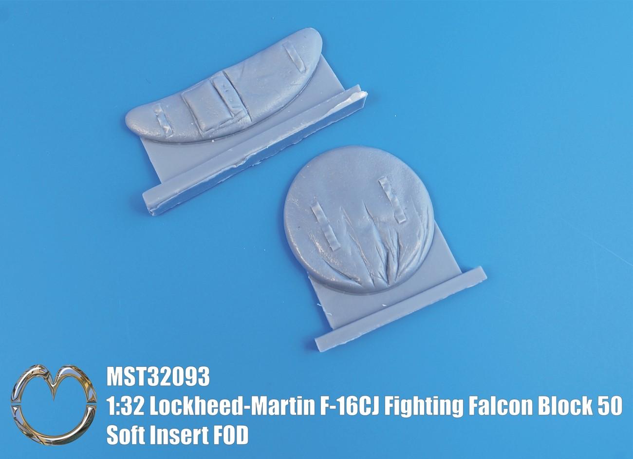 32093 Lockheed-Martin F-16CJ Fighting Falcon Block 50 FOD