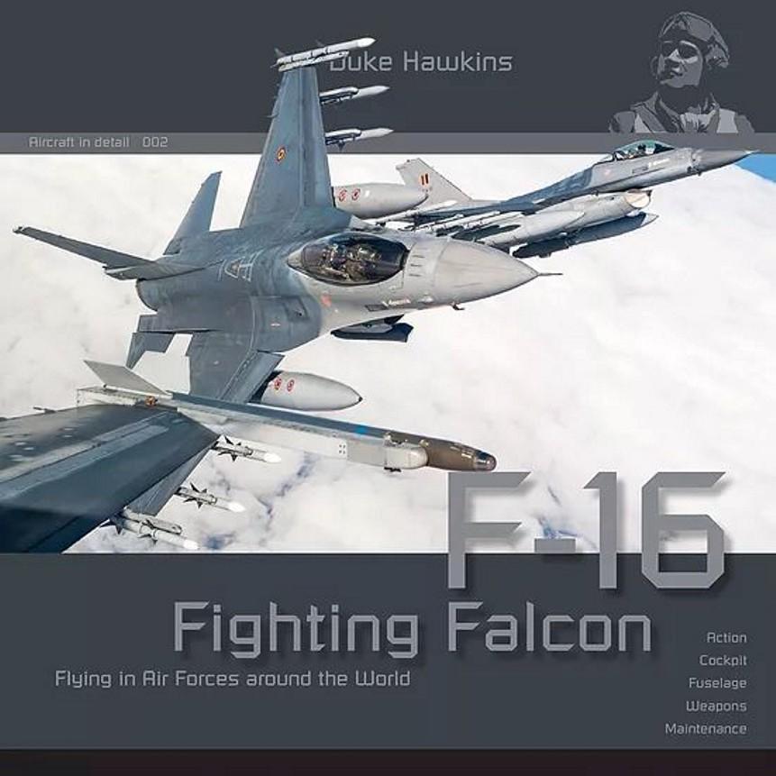Duke Hawkins: Fighting Falcon F-16