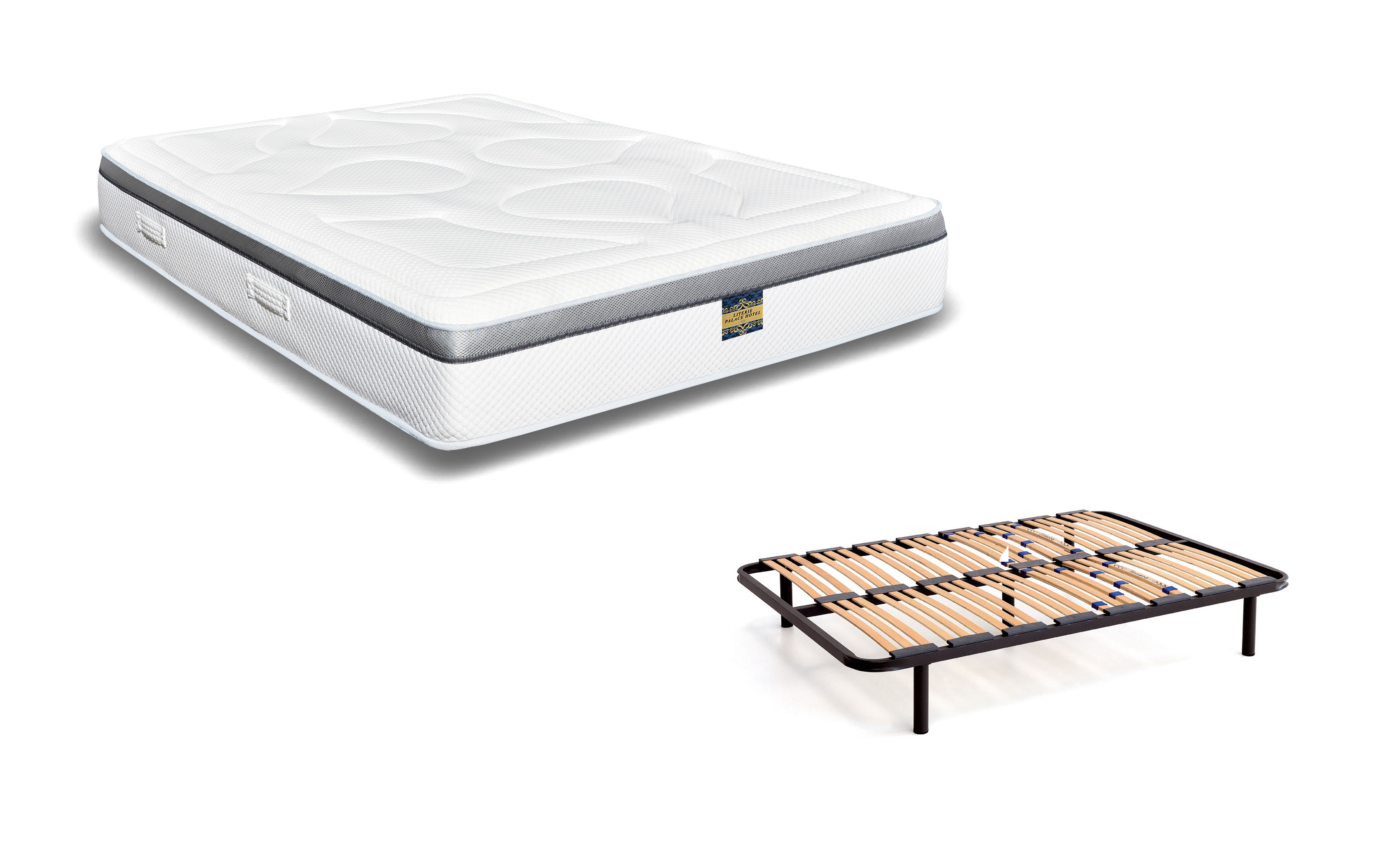 marque matelas hotel luxe amazing matelas htel latex suprme x cm with marque matelas hotel luxe. Black Bedroom Furniture Sets. Home Design Ideas