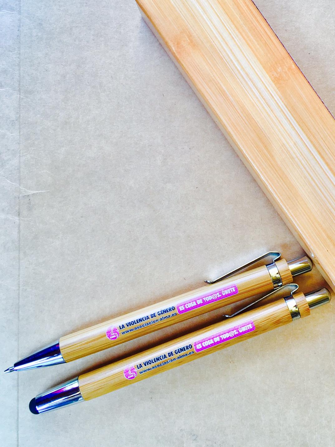 Bolígrafo y portaminas ALMA