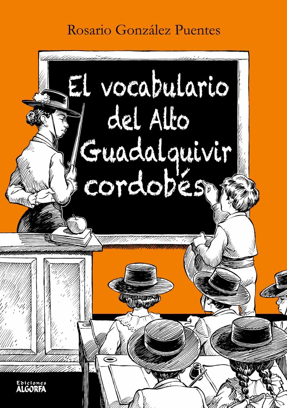 EL VOCABULARIO DEL ALTO GUADALQUIVIR CORDOBÉS