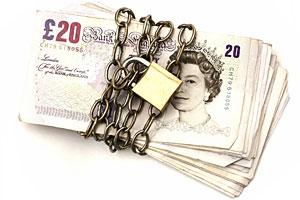 Security Deposit £1500
