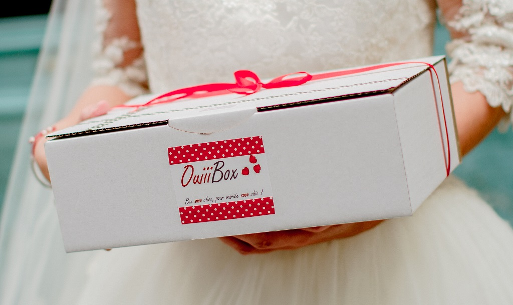 Super HAPPY STORY - Box mariage : OuiiiBox CS82