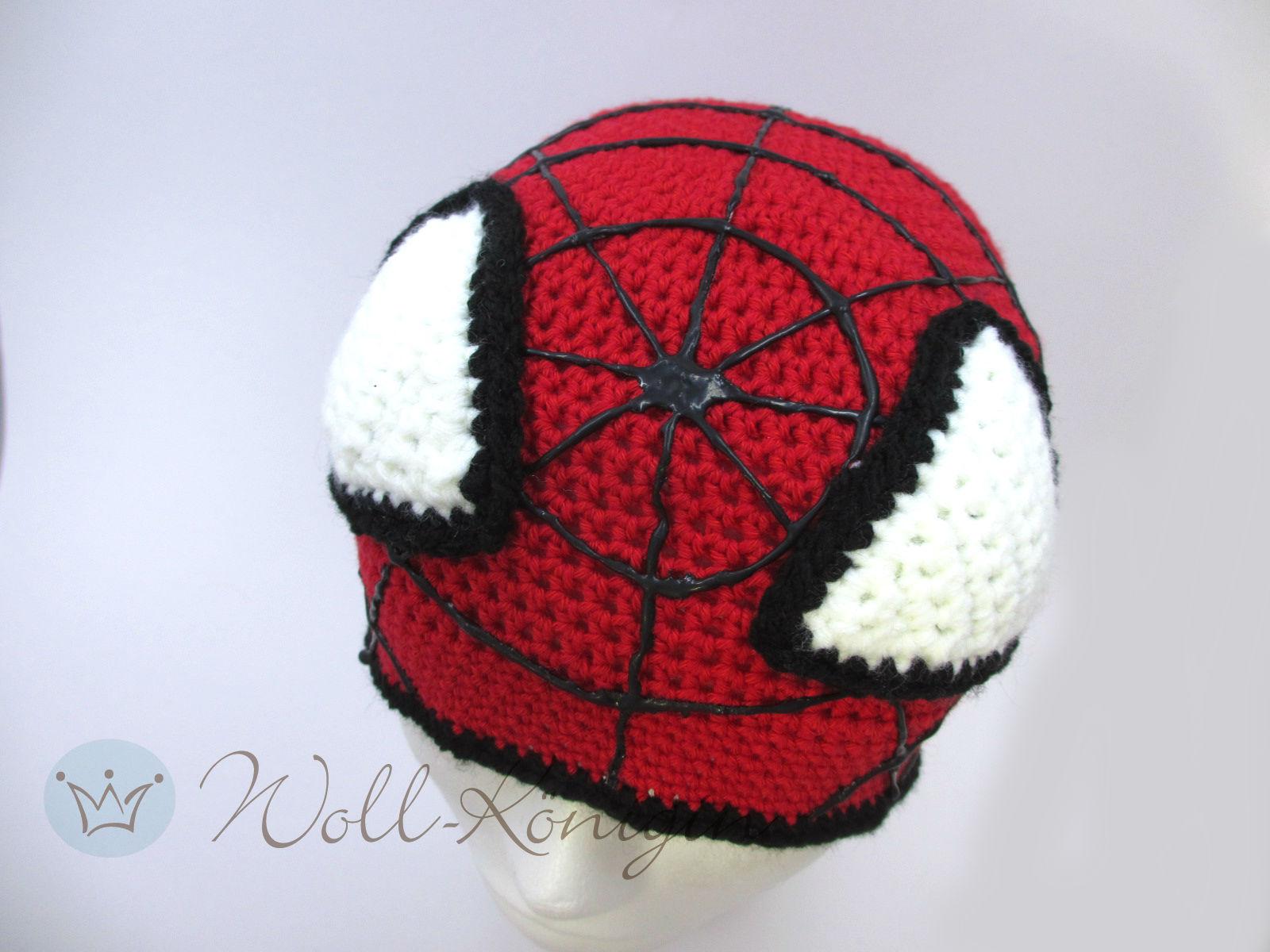Mütze Spiderman