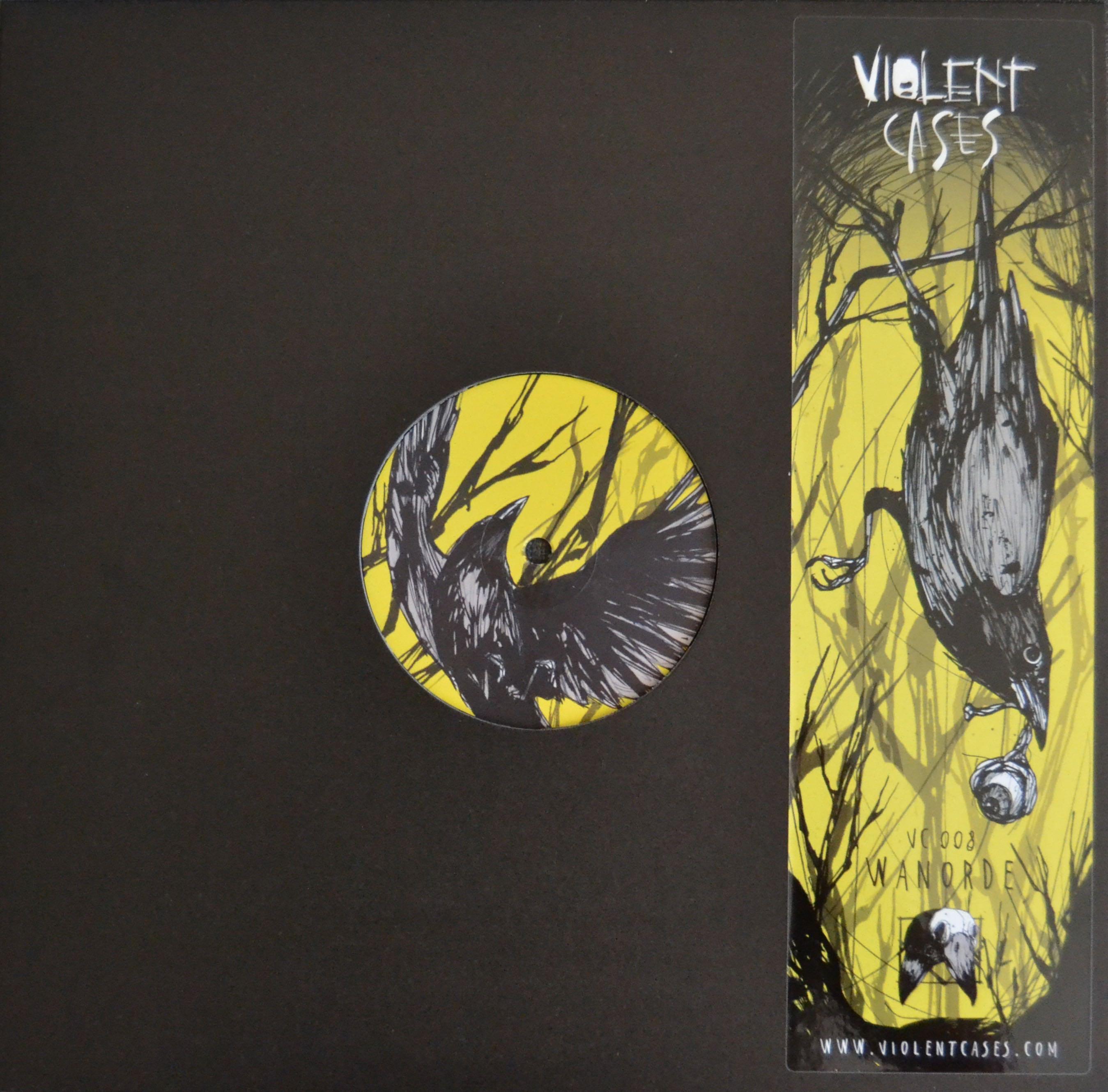 Violent Cases 008 - Wanorde