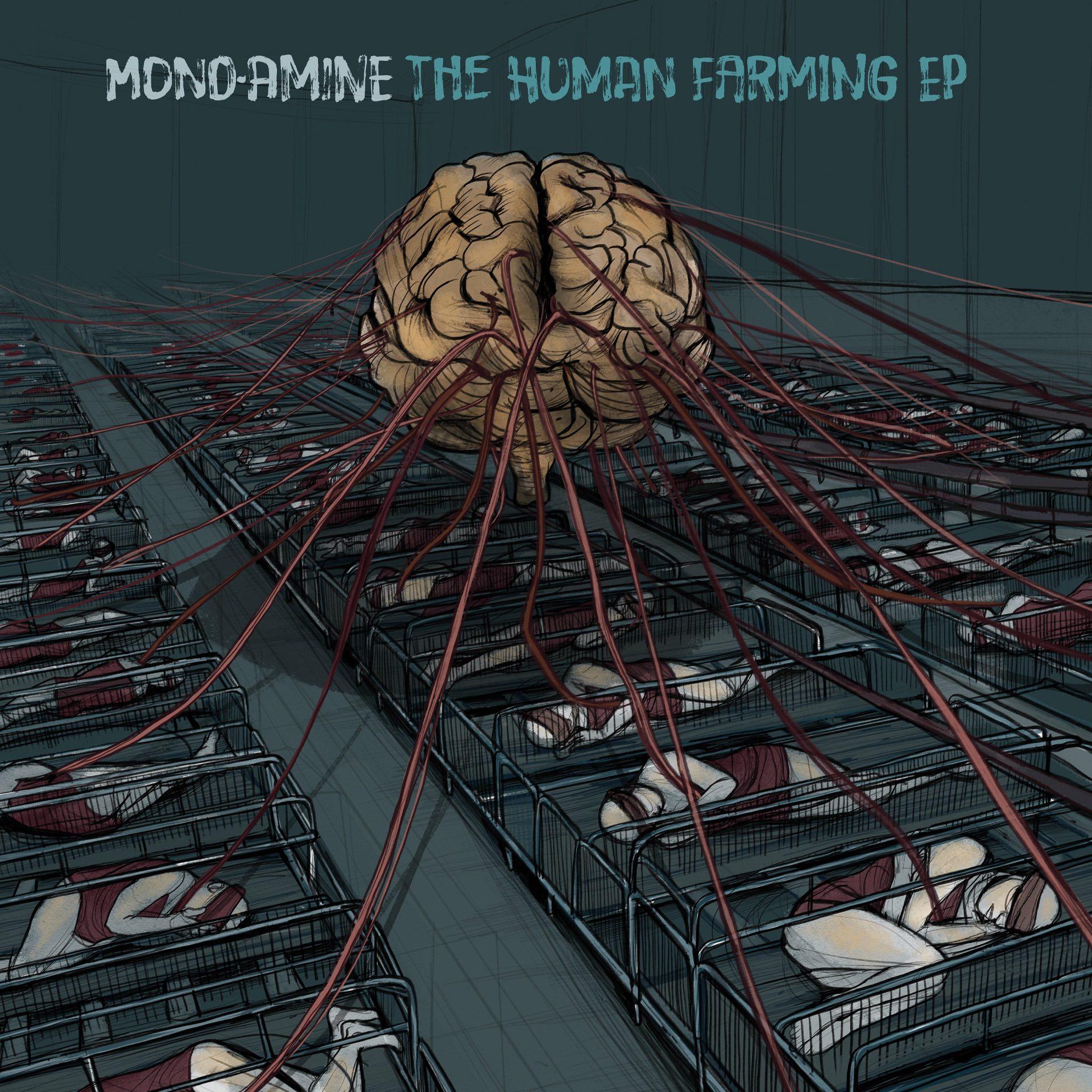 Violent Cases 023 |Mono - Amine |The Human Farming EP [VC023]