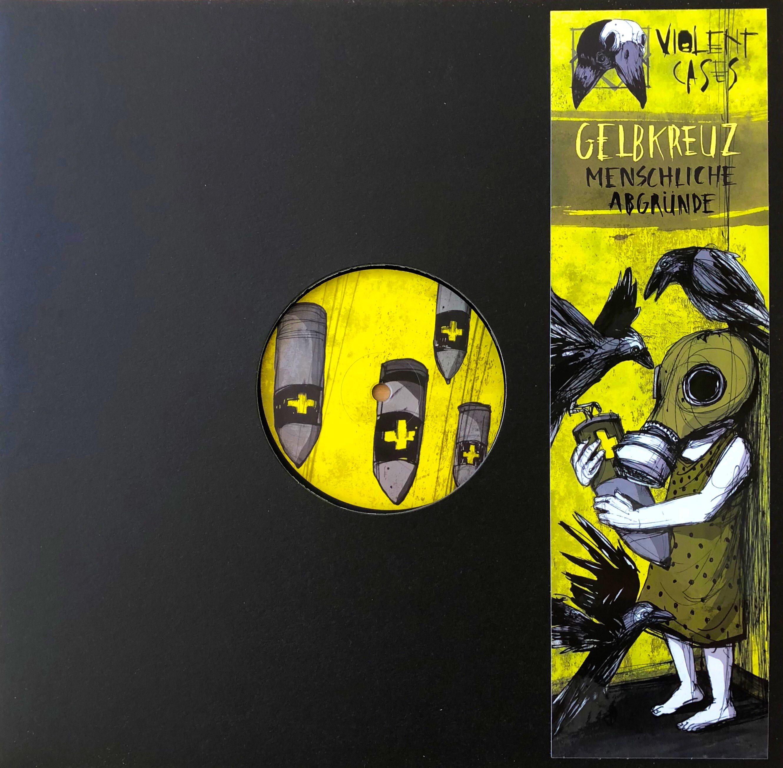 """Violent Cases 12  - Gelbkreuz """"Menschliche Abgründe"""""""
