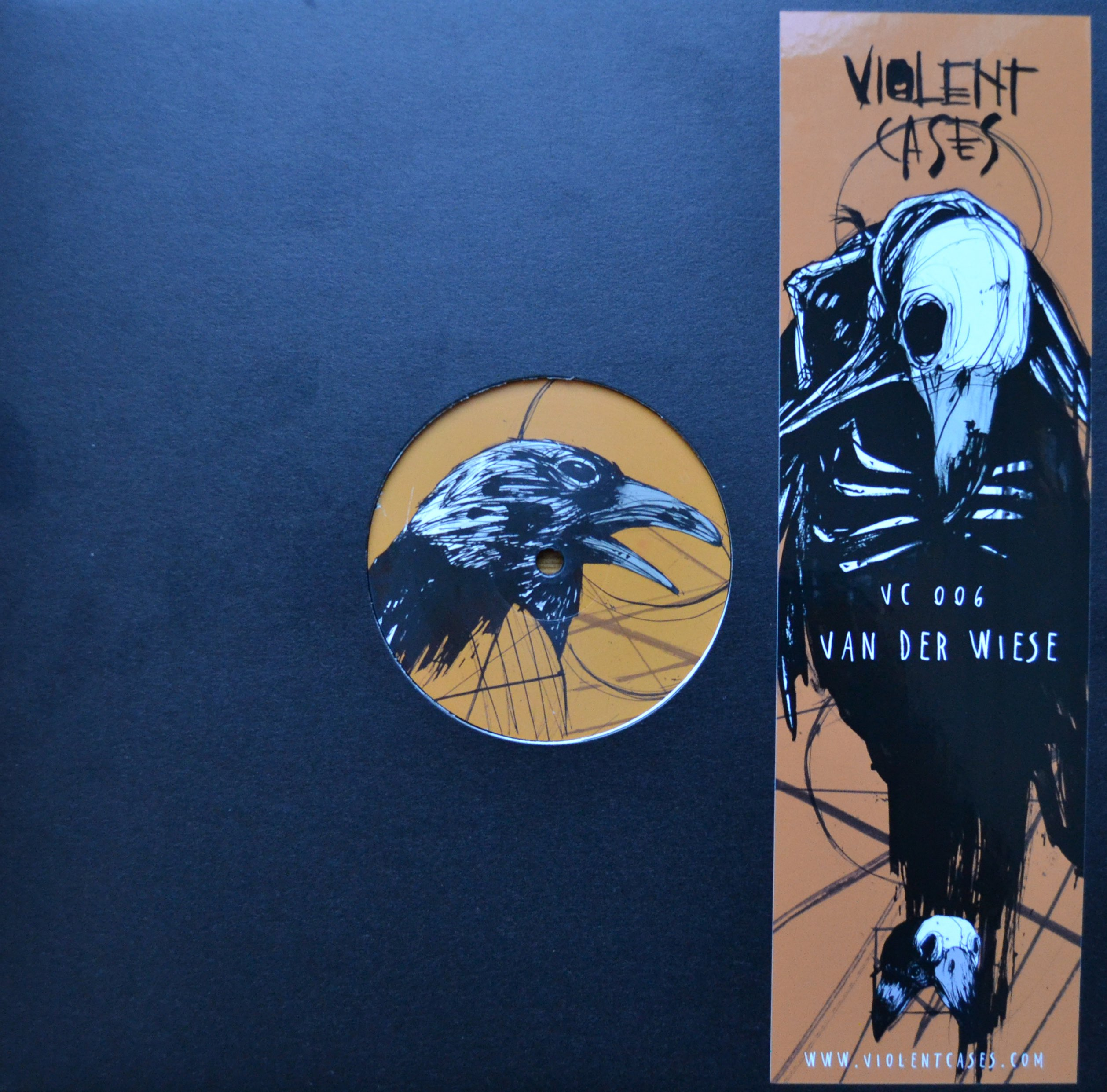 Violent Cases 006 - Van der Wiese
